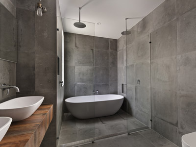 Bathroom Installation Example Glasgow
