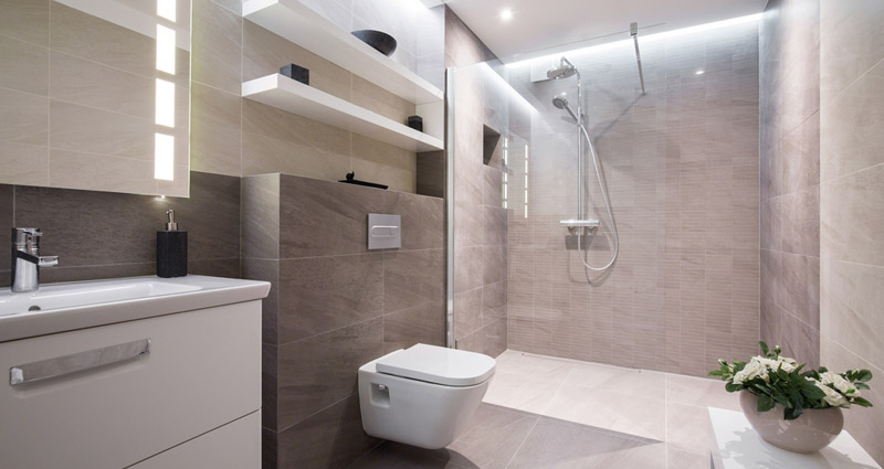 Bathroom Installation Example Hamilton